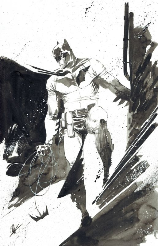 Batman by Matteo Scalera
