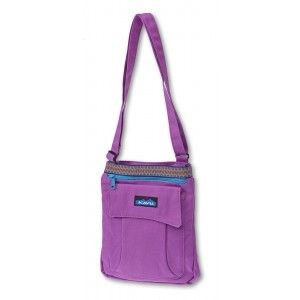 KAVU Keeper Body Bag in Orchid now available at Mori Luggage & Gifts
