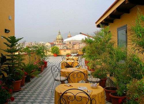 Rooftop Cafe, Palermo