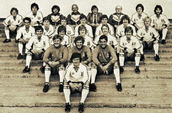 1979/1980 Team Photo | Tottenham Hotspur Football Club