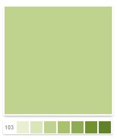 Sherwin Williams 6716 Dancing Green Colour Pinterest