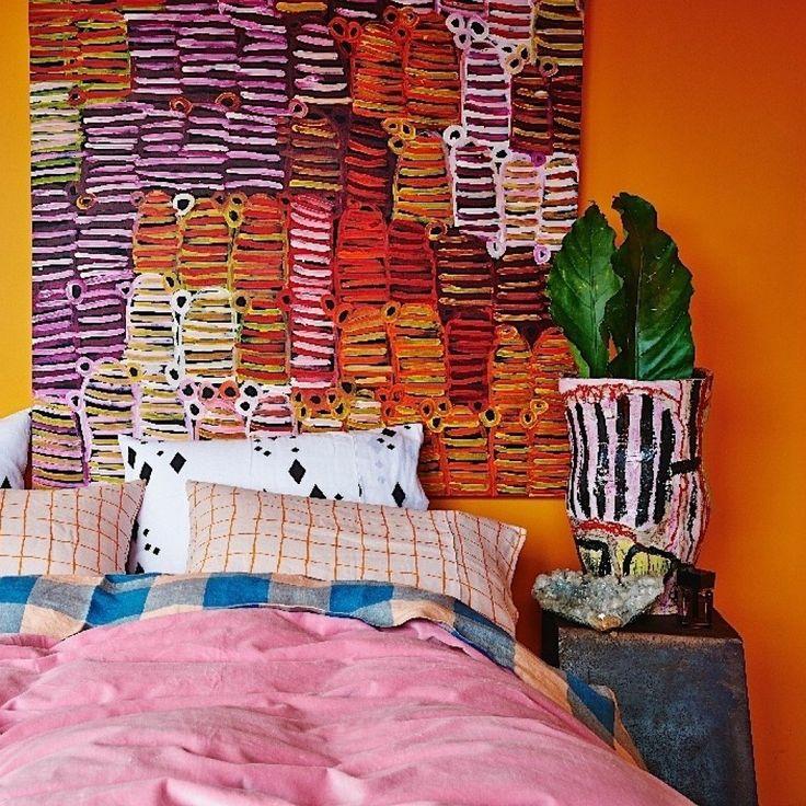 Kip & Co Blush Velvet QUEEN Quilt Cover #inside #velvet #luxury #linen #kipandco #bedroom #styling