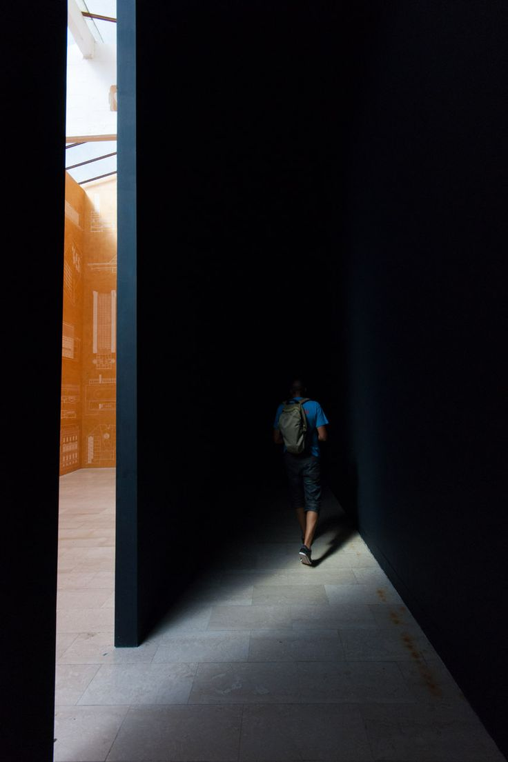 The pavilion of #Serbia at the Venice Architecture Biennale featured on Inexhibit exhibitions and museums magazine