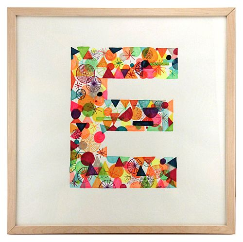 inspiration kid art: Mikeperri, Mikeperry, Gifts Ideas, Diy Gifts, Kids Art, Baby Rooms, New Baby, Mike Perry, Kids Rooms