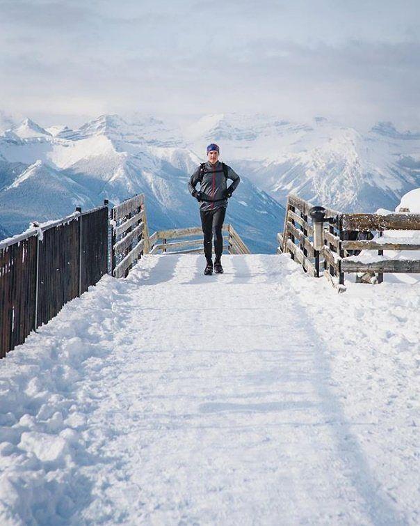 いいね!73件、コメント5件 ― Hillsound®さん(@hillsoundequipment)のInstagramアカウント: 「#regram@jpelletier : Winter is here in the mountains! When running in icy or snowy conditions, I…」