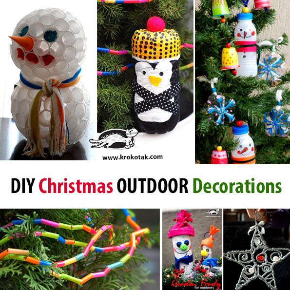 D Outdoor Christmas Decorations