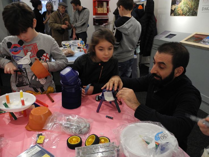 #dalmicroalchip. I nuovi laboratori in collaborazione con #istitutoitalianoditecnologia in#kidsinthecity.