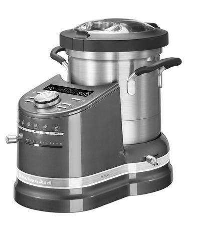 KitchenAid Cook Processor- Medallion Silver