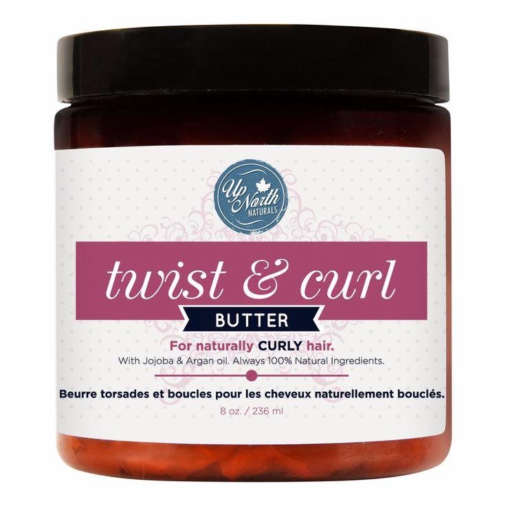 Twist & Curl Butter