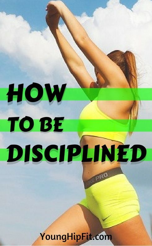 How to be disciplined. 6 actionable steps to becoming disciplined so you can finally reach your goals! Stay on track by learning how to be more disciplined using the steps in this article!