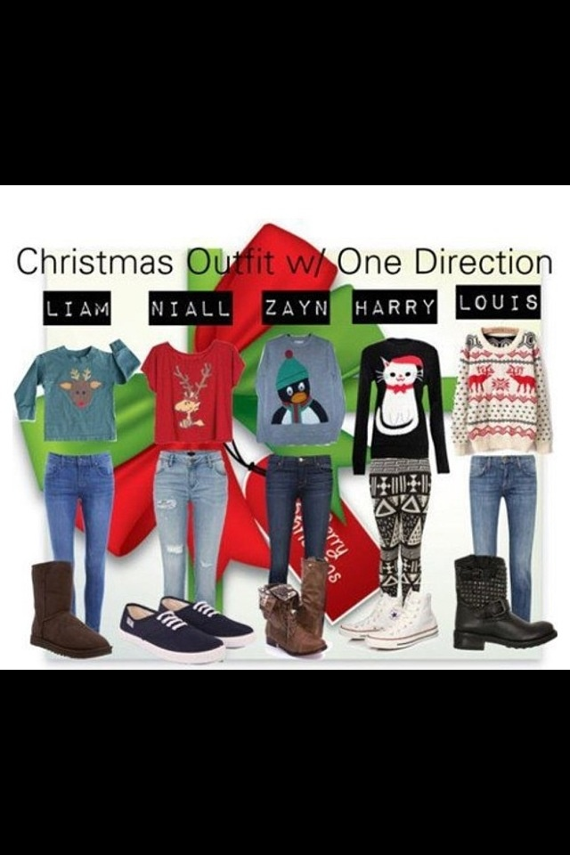 Christmas With One Direction