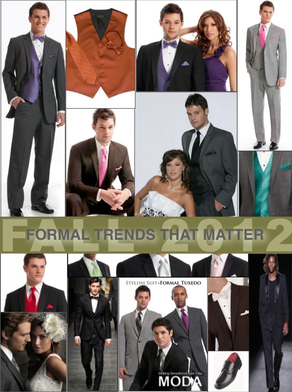 Fall 2012 Formal Fashion Trends!