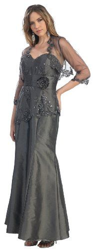 Mother of the Bride Formal Evening Dress #2861 « Clothing Impulse