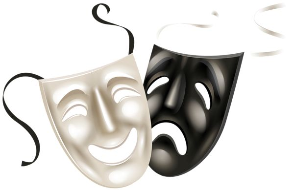 Image Result For Theatre Masks Silhouette Drama Masks Theatre Masks Theatre Faces