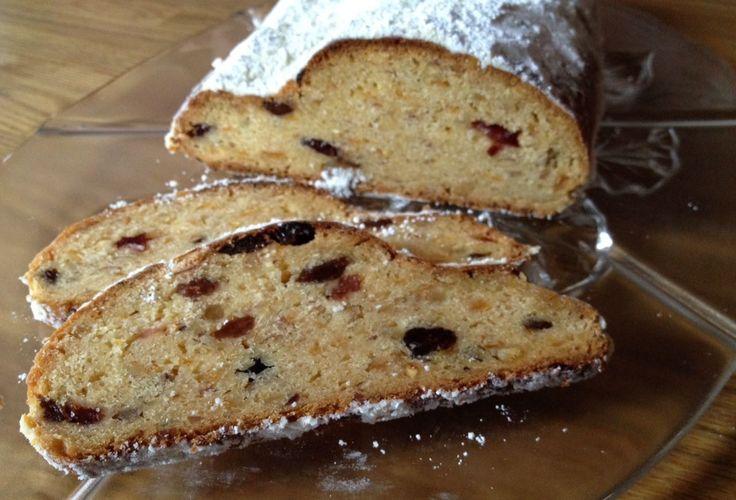 Christstollen - Glutenfrei Backen und Kochen bei Zöliakie. Glutenfreie Rezepte, laktosefreie Rezepte, glutenfreies Brot