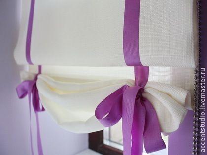 Римские шторы на заказ - римская штора,Римские шторы,тканевые жалюзи,хлопок