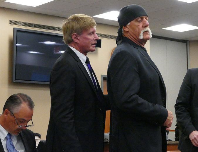 Hulk Hogans Suit Over Sex Tape May Test Limits of Online Press Freedom