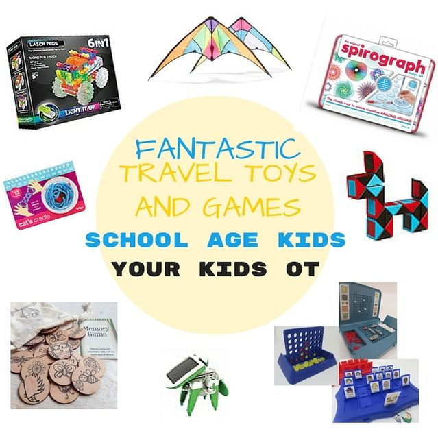 Fantastic games and toys
