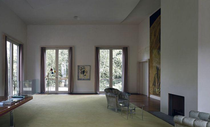 Tony Fretton Architects, Mark Pimlott, Peter Cook , Hélène Binet · The Red House · Divisare