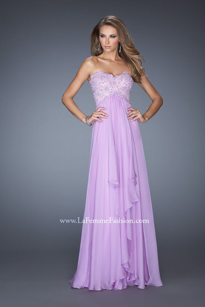 La femme prom dress coupons