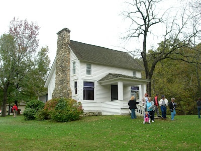 laura ingalls wilder farmhouse