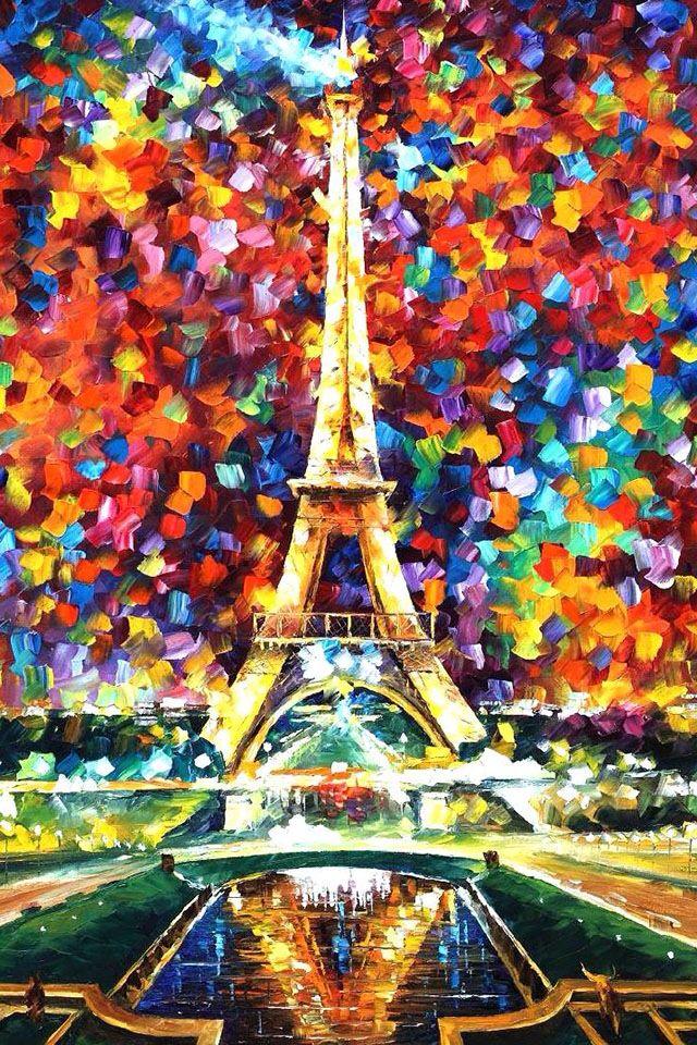 Eiffle tower in Paris