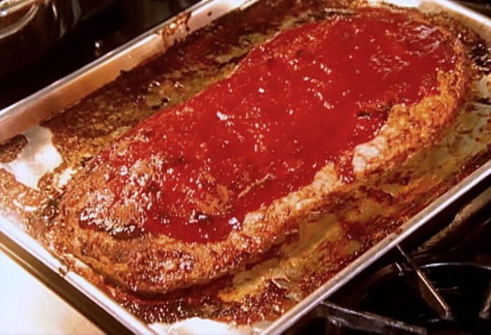 Barefoot Contessa Meatloaf Beauteous Of Ina Turkey Meatloaf Photo
