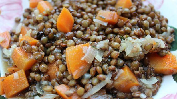 Linsen Spinat Curry - Frühstücksfernsehen - Sat.1