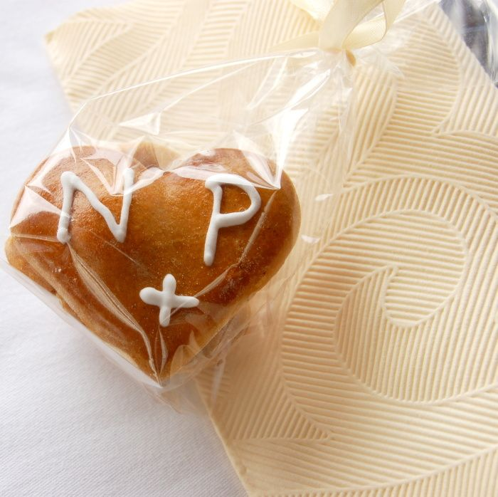 Svatební perníčky