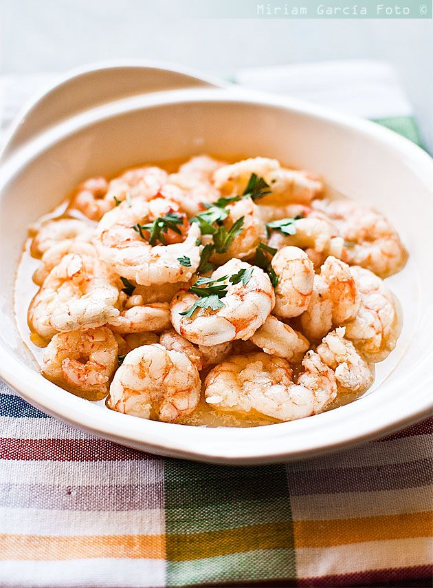 garlic shrimp tapas