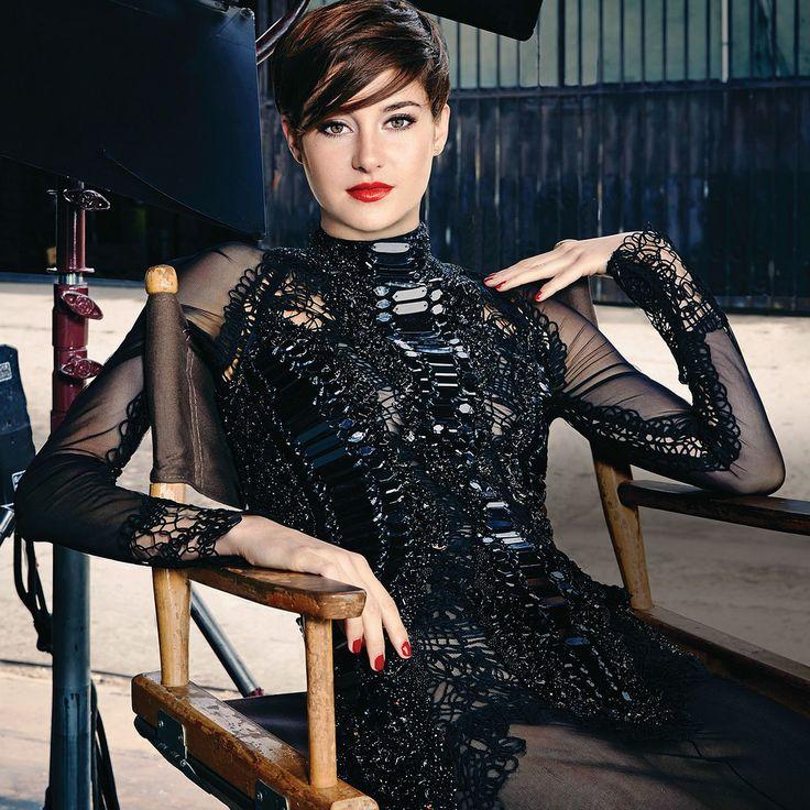 Шейлин Вудли — Фотосессия для «Modern Luxury» 2014 – 6