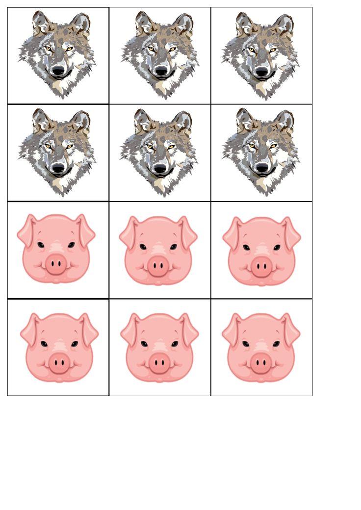 Thme Les 3 Petits Cochons Trois Pinterest