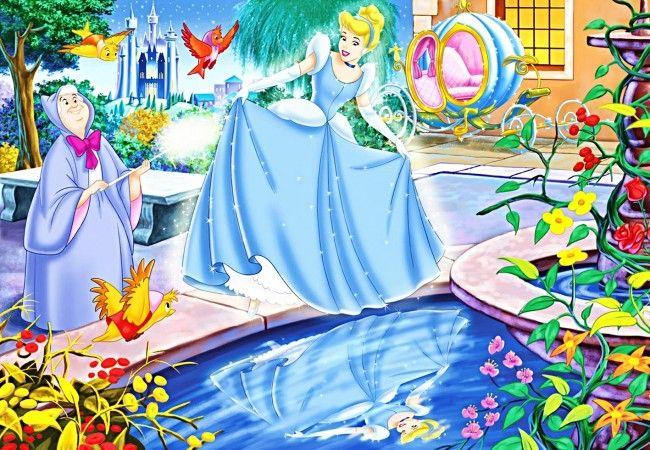 Disney Character Desktop Pics Wallpaper