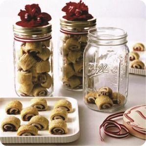 ideias de embalagem para biscoitos de natal