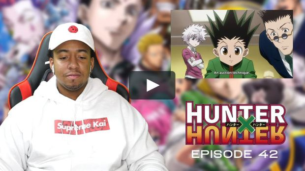 Patreon Hunter X Hunter Hunter Patreon