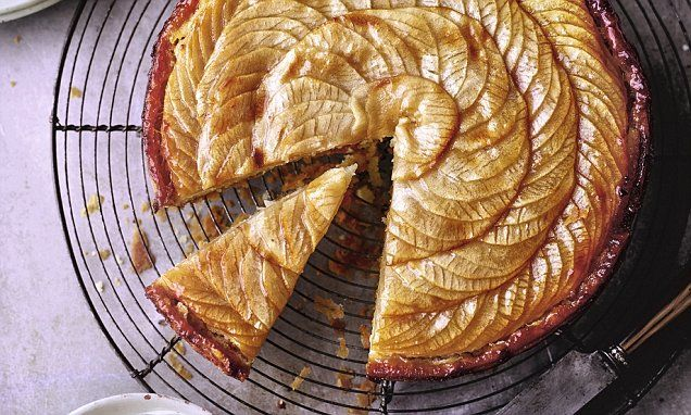 Tom 39 S All Time Favourites Apple And Almond Puff Pastry
