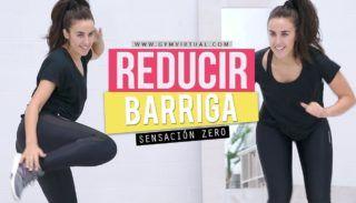 Mejores ejercicios para reducir barriga y cintura   SENSACIÓN ZERO