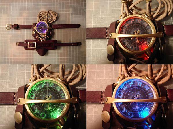 40 Most Stunning Steampunk Gadgets | Splashnology