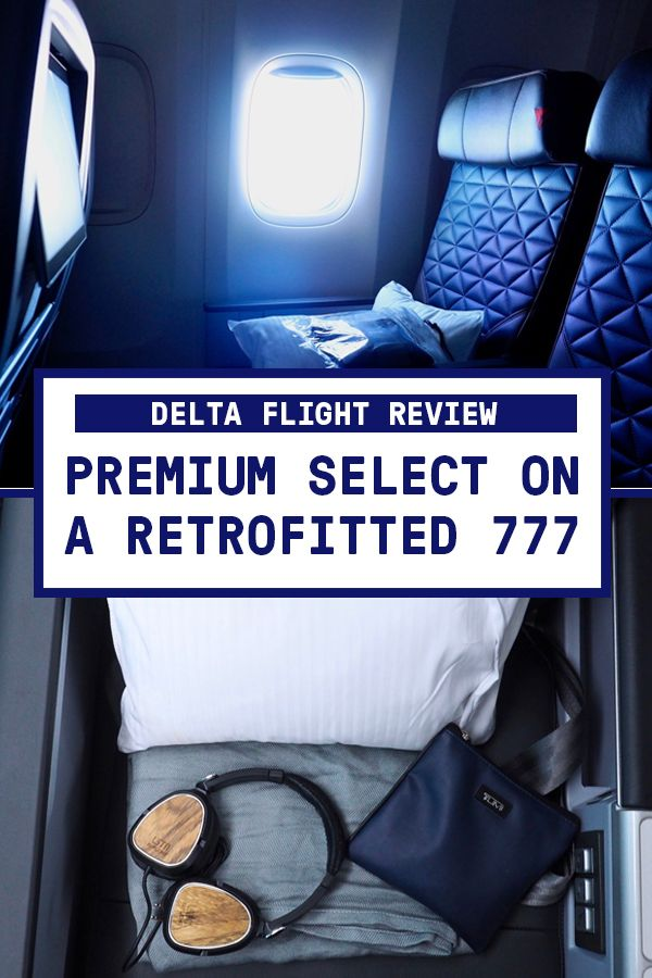 Review: Delta Premium Select on the First Retrofitted 777 in