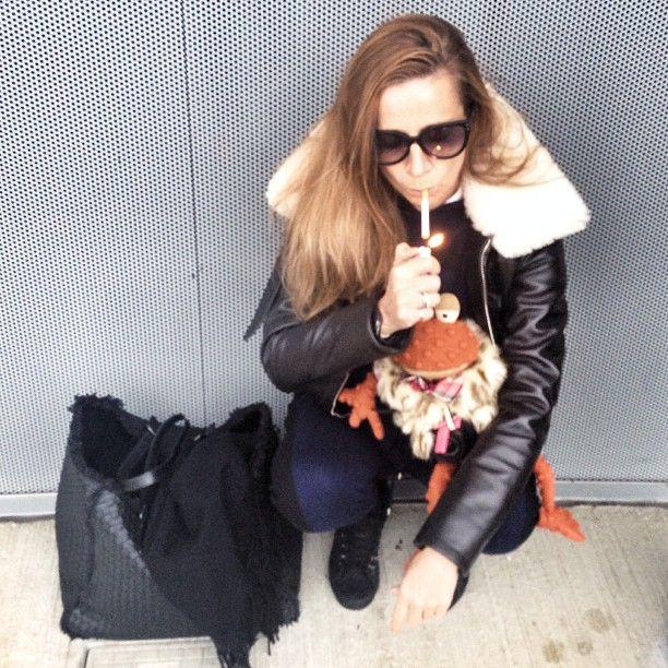 Ника Белоцерковская @belonika две сигареты и в ...Instagram photo   Websta (Webstagram)