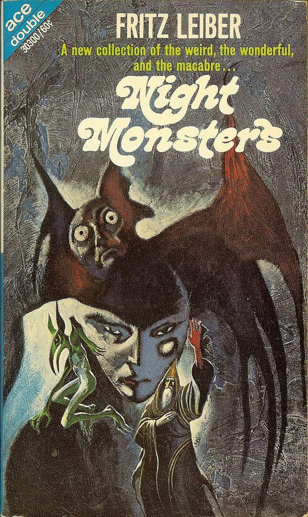 NIGHT MONSTERS Fritz Leiber 37 best