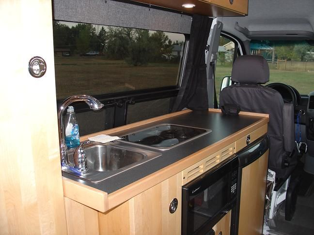 54 Best 1 Mann Camper Images On Pinterest Camper Van