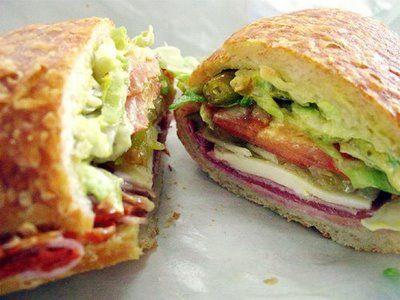 Sub Sandwiches For A Crowd French Bread Sour Cream