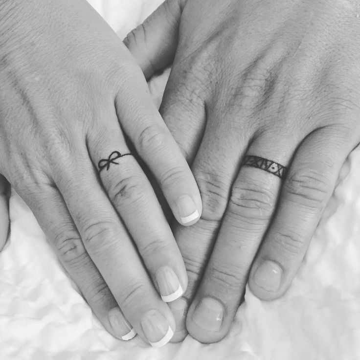 Best 25 wedding band tattoo ideas on pinterest ring for Mens wedding band tattoos