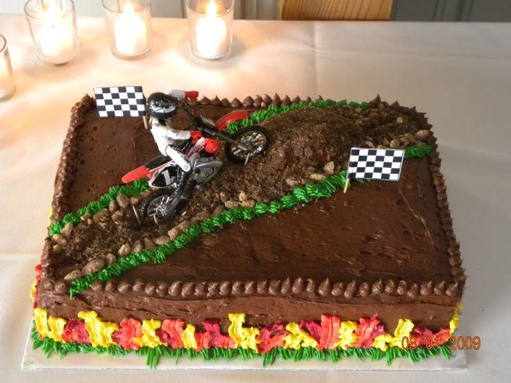 Dirt Bike Cakes Motocross Pic 17