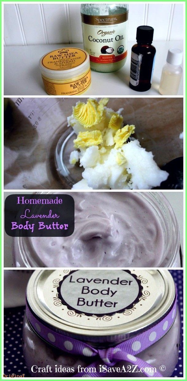 # Skincare Recipes-50 + Skin Care - Homemade Body Butter Cream Recipe in L ...  -  Hautpflege-Rezepte