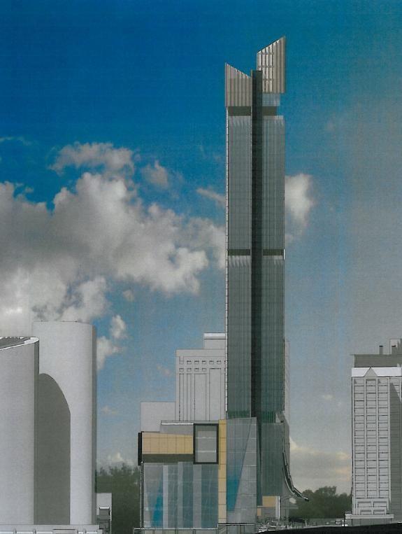 NDG Auckland Centre (Elliot Tower), Auckland