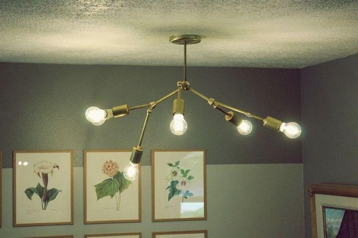8 Prodigious Unique Ideas Lamp Shades Repurpose Lamp: 92 Best Lighting Ideas Images On Pinterest