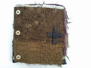 mandy pattulo: Cross Patch book- Every bit of fabric used from the same utility…