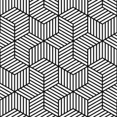 geometric patterns black and white - Pesquisa Google